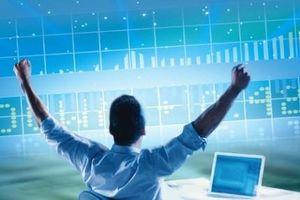 VN-Index phá mốc 1.080 điểm nhờ cổ phiếu chứng khoán và ngân hàng