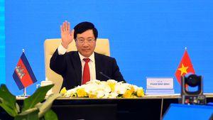 Ủy ban Hỗn hợp Việt Nam - Campuchia họp lần thứ 18