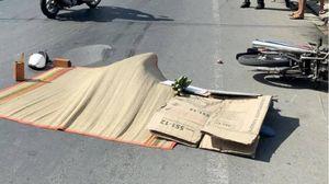 Tin tức tai nạn giao thông ngày 22/12: Mô tô va chạm xe tải, một phụ nữ tử vong thương tâm