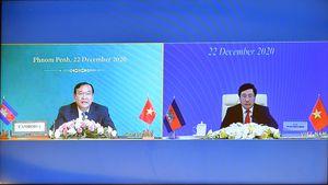 Thương mại hai chiều Việt Nam - Campuchia có thể đạt 5 tỷ USD trong năm 2020