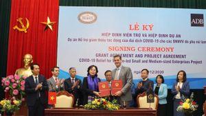 ADB viện trợ không hoàn lại 5 triệu USD cho các nữ doanh nhân Việt