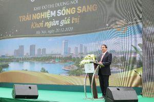 Sự kiện trải nghiệm Khu đô thị Dương Nội thu hút gần nghìn khách hàng tham dự