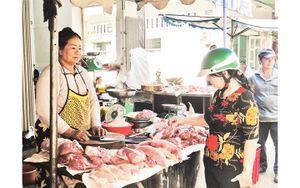 Bảo đảm nguồn cung thực phẩm trong dịp Tết Nguyên đán