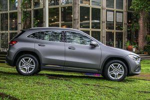 Chi tiết Mercedes-Benz GLA 2021 vừa trình làng