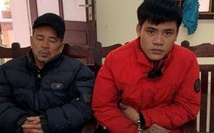 Nghệ An: Bắt 2 nghi can chôn ma túy sau vườn