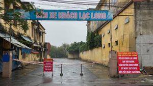 Hải Phòng: Ngừng hoạt động bến xe khách Lạc Long từ ngày 25/12