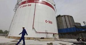 Sản lượng dầu thô của Trung Quốc cao nhất trong 4 năm