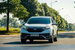 Đánh giá Honda CR-V 2020: Ưu thế từ công nghệ an toàn để dẫn đầu phân khúc