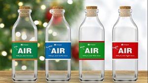 Khí đóng chai vô cùng lạ dành cho người xa nhà vào dịp năm mới