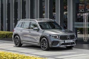 Chi tiết Mercedes-AMG GLB 35 4Matic: Công suất 302 mã lực, giá hơn 2 tỷ