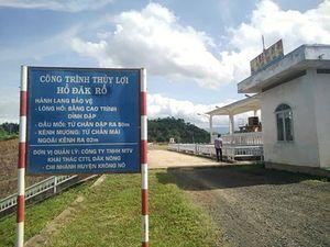 Đắk Nông: Khởi tố 5 người chiếm đoạt tiền ngân sách ở dự án thủy lợi