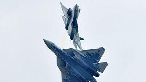 Máy bay chiến đấu Nga chinh phục người Nhật