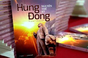 Ra mắt tiểu thuyết 'Hừng đông' về nhà cách mạng Phan Đăng Lưu