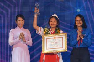Nữ sinh được vinh danh là công dân trẻ tiêu biểu TP.HCM năm 2020
