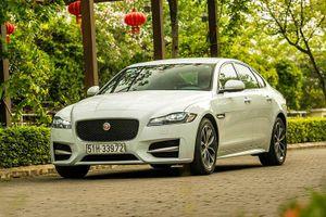 Đánh giá Jaguar XF R-Sport giá từ 2,7 tỷ đồng tại Việt Nam