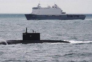 Vì sao hải quân Mỹ không muốn đối đầu với tàu ngầm Kilo?