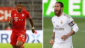 Real đẩy nhanh thương vụ Alaba, Ramos được tự do đàm phán với CLB khác