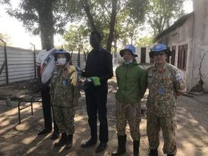 Nhiệm vụ bất ngờ của các bác sĩ Việt Nam ở Cộng hòa Nam Sudan