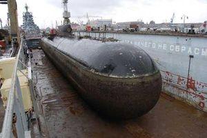 Vì sao Liên Xô từ bỏ tàu ngầm tốc độ cao?