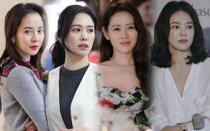 Top 20 nữ diễn viên Hàn hot nhất tháng 12: Son Ye Jin 'vượt mặt' Song Hye Kyo, Kim Hyun Joo lập kỷ lục!