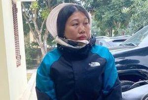 Cảnh sát bắt người phụ nữ vận chuyển 100 thỏi thuốc nổ