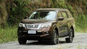 Giá xe ô tô hôm nay 6/1: Nissan Terra thấp nhất ở mức 899 triệu đồng