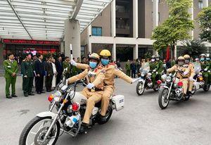Hà Đông: Đảm bảo an toàn giao thông, đấu tranh với các hành vi vi phạm pháp luật