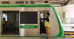 Dự án đường sắt Cát Linh-Hà Đông sẽ vận hành vào giữa tháng 1/2021