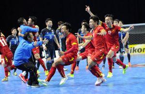 Futsal Việt Nam được đặc cách dự World Cup: Phải chờ!
