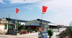 Công ty Cổ phần đóng tàu Đức Việt bất chấp pháp luật về đê điều