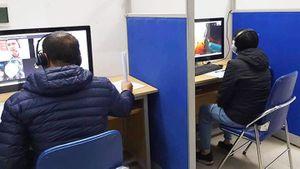 Phiên giao dịch việc làm ngoài nước trực tuyến