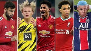 7 cầu thủ Premier League góp mặt trong đội hình đắt giá nhất thế giới hiện nay
