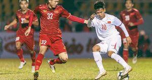 Nguyễn Hữu Thắng - niềm hy vọng mới của bóng đá Việt Nam