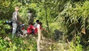 Bình Phước: Phát hiện thi thể người đàn ông đang phân hủy dưới suối