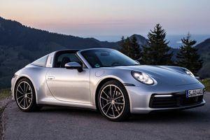 Bảng giá xe Porsche tháng 1/2021