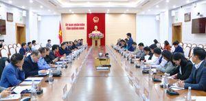 Đoàn Đại sứ, Tổng Lãnh sự Việt Nam làm việc với tỉnh Quảng Ninh