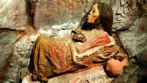 Bí mật gây sốc về xác ướp trinh nữ Inca tìm thấy ở Peru
