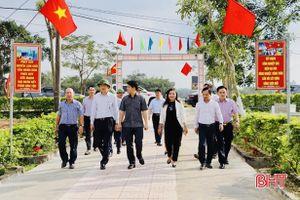 Vũ Quang bừng sáng sau 10 năm xây dựng nông thôn mới