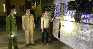 Quảng Bình: Xử phạt 35 triệu đồng một tài xế xe tải sử dụng ma túy
