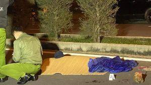 Nam thanh niên bị đâm chết giữa đường phố trong đêm khuya