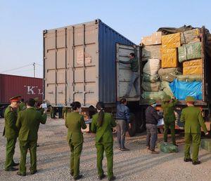 Vụ 300 tấn hàng nghi lậu ở Hải Dương: Cục trưởng Cục Hải quan Quảng Ninh lên tiếng