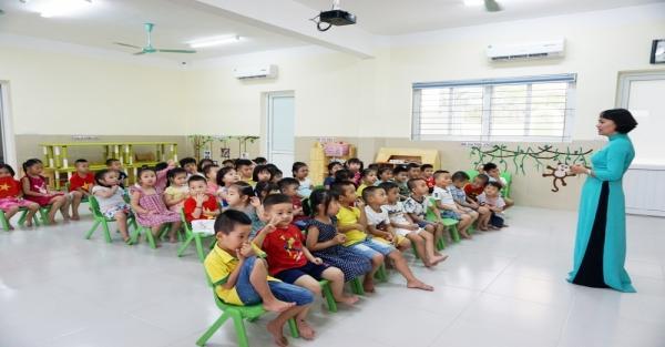 Kiến nghị giáo viên bậc học mầm non được nghỉ hưu sớm