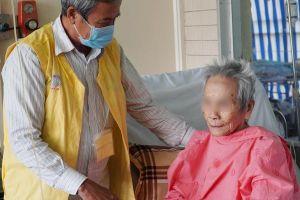 Cụ bà 106 tuổi được thay khớp cổ xương đùi thành công