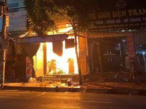 Nữ sinh lớp 9 tử vong trong vụ cháy cửa hàng tạp hóa