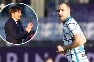 Conte cố 'biến' Eriksen thành 'Pirlo mới'