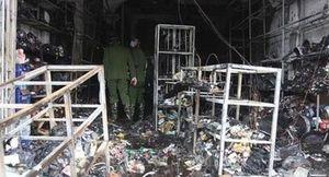 Hỏa hoạn tại cửa hàng tạp hóa, nữ sinh lớp 9 tử vong