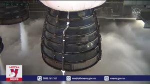 NASA thử động cơ tên lửa mặt trăng