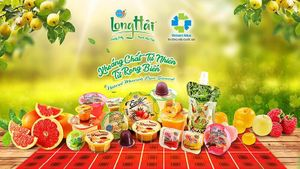 Công ty TNHH Long Hải: Đưa nông sản Việt thăng hoa thành những sản phẩm có giá trị cao, lợi cho sức khỏe