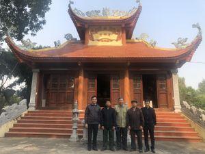 Đầu năm thắp hương đền thờ Nhà Mạc ở Vĩnh Phúc - Tranh chấp ngôi mộ cổ cần sớm được giải quyết (Bài 1: Ngược dòng lịch sử)