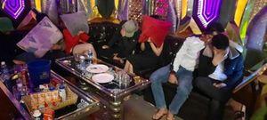 Quảng Nam: Bắt nhóm nam nữ mở 'tiệc ma túy' trong quán karaoke